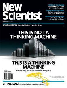 New Scientist - August 05, 2017
