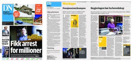 Dagens Næringsliv – 03. oktober 2018