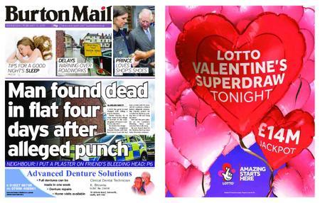 Burton Mail – February 13, 2019