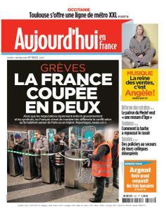 Aujourd'hui en France - 7 Janvier 2020
