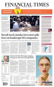 Financial Times Middle East - June 10, 2020