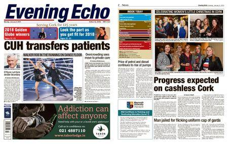 Evening Echo – January 08, 2018