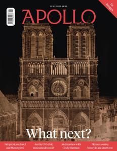 Apollo Magazine – June 2019