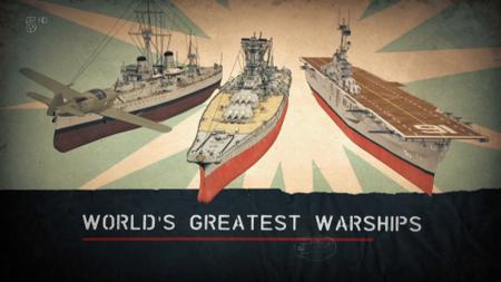 Ch5. - World's Greatest Warships: The Aircraft Carrier (2019)