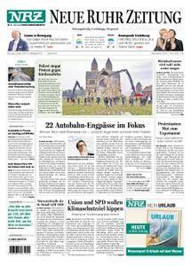 NRZ Neue Ruhr Zeitung Essen-Postausgabe - 09. Januar 2018
