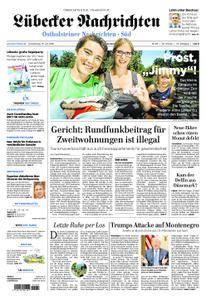 Lübecker Nachrichten Ostholstein Süd - 19. Juli 2018