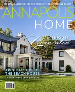 Annapolis Home - July-August 2021