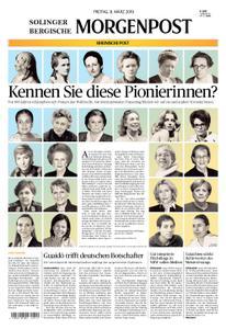 Solinger Morgenpost – 08. März 2019
