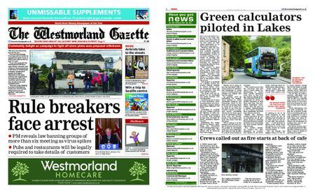 The Westmorland Gazette – September 10, 2020