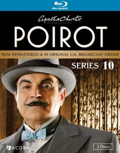 Agatha Christie's Poirot - Season 10 (2005-06) [Complete]