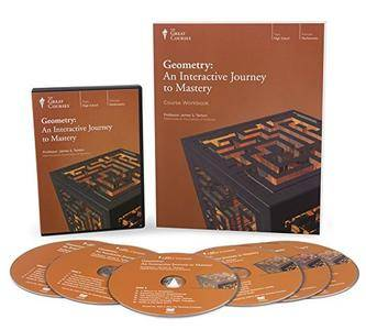 Geometry: An Interactive Journey to Mastery [repost]