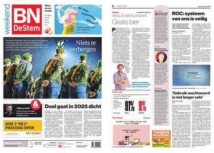 BN DeStem - Bergen op Zoom – 31 maart 2018