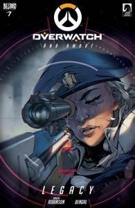 Overwatch 007 - Ana Amari - A Better World 2016 Digital Pirate-Empire
