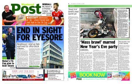 Nottingham Post – January 27, 2018