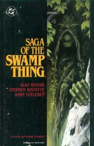 Saga of the Swamp Thing TPB (1987 DC) (FIXED