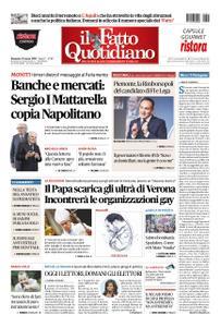 Il Fatto Quotidiano - 31 marzo 2019