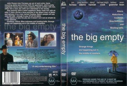 The Big Empty (Большая пустота), 2003 [Original DVD5 & DVDRip] RESTORED