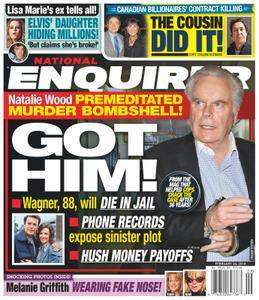 National Enquirer - February 26, 2018