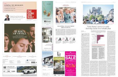 The Globe and Mail – April 20, 2019