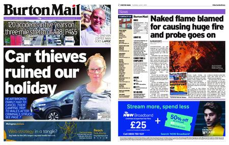 Burton Mail – June 04, 2019