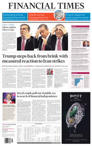 Financial Times UK – 09 January 2020