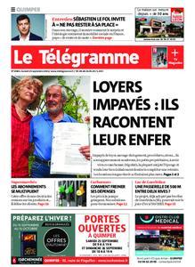Le Télégramme Quimper – 25 septembre 2021