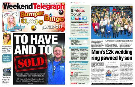 Evening Telegraph First Edition – March 10, 2018