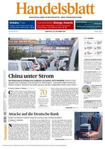 Handelsblatt - 04. Oktober 2016