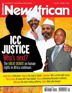 New African - July 2009