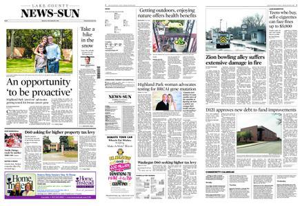 Lake County News-Sun – November 19, 2018