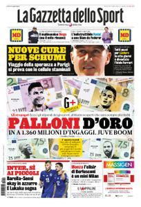 La Gazzetta dello Sport Roma – 10 settembre 2019