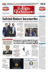Il Fatto Quotidiano - 20 novembre 2018