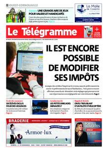 Le Télégramme Ouest Cornouaille – 29 novembre 2019