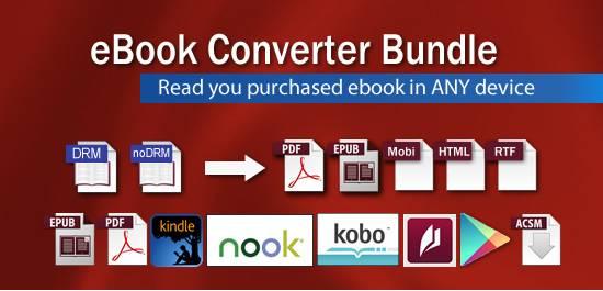 eBook Converter Bundle 3.19.212.422 + Portable