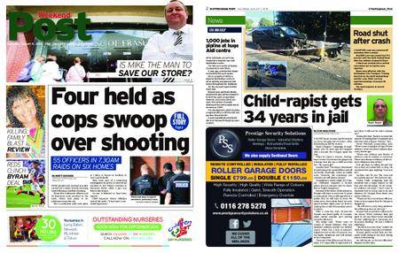 Nottingham Post – August 11, 2018