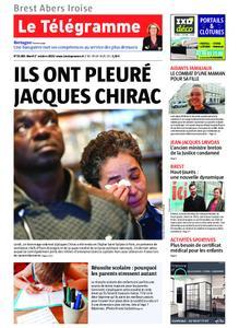 Le Télégramme Brest Abers Iroise – 01 octobre 2019