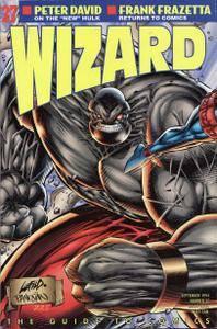 Wizard Magazine 037 1994