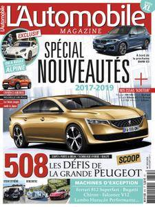 L'Automobile Magazine - août 2017
