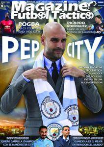 Magazine Fútbol Táctico - octubre 2016