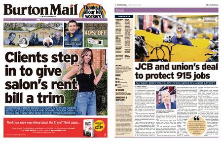 Burton Mail – May 22, 2020