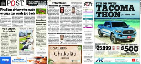 The Guam Daily Post – August 23, 2019