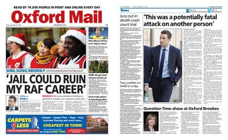 Oxford Mail – December 20, 2019