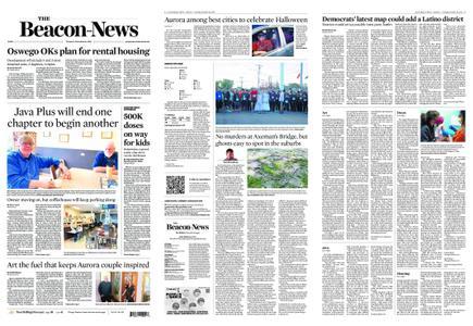The Beacon-News – October 26, 2021