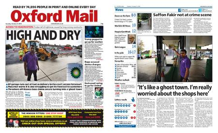 Oxford Mail – October 09, 2018