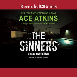 «The Sinners» by Ace Atkins