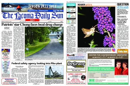 The Laconia Daily Sun – August 23, 2019