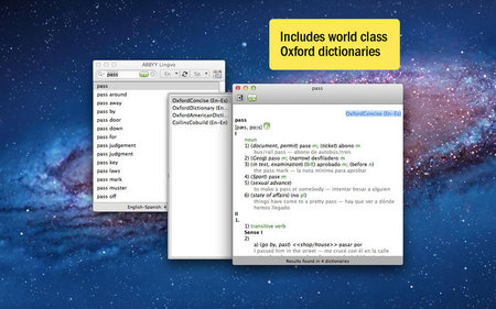 ABBYY Lingvo Dictionary 1.7 (1.7.1)