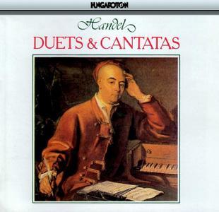 Mária Zadori, Paul Esswood - Handel: Duets & Cantatas (1984)