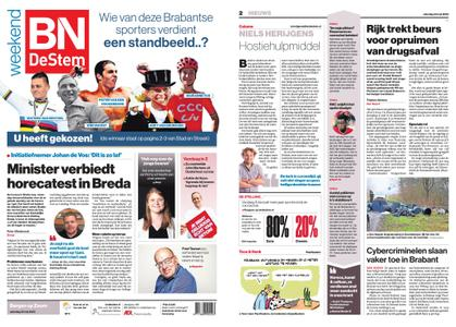 BN DeStem - Bergen op Zoom – 23 mei 2020