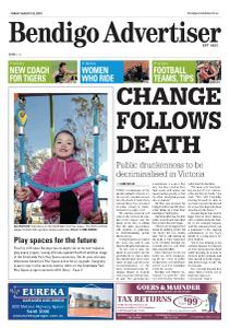 Bendigo Advertiser - August 23, 2019